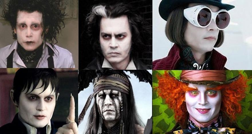 Johnny Depp Filmek