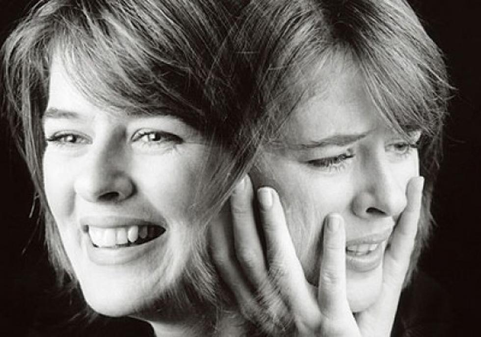 megfeleljen a bipoláris nő