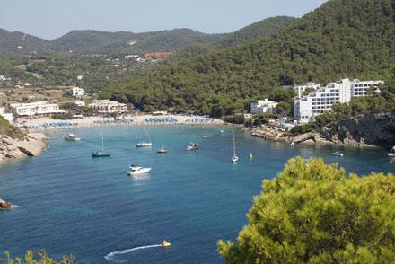 Ibiza, Spanyolország, nyaralás