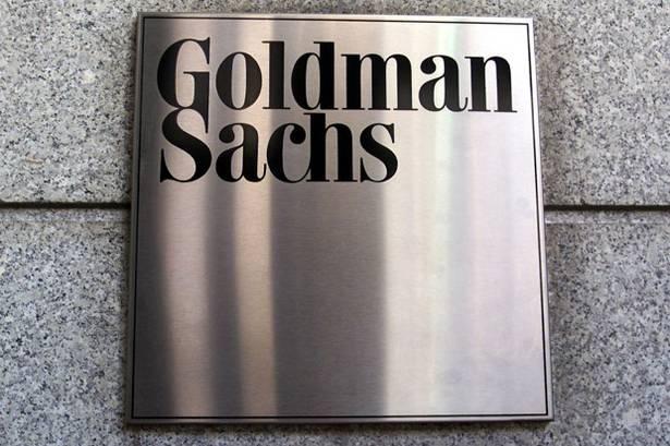 Sign+at+Goldman+Sachs,+133+Fleet+Street