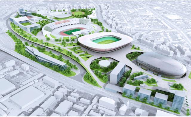 Kiemelt beruházás lett az új ferencvárosi labdarúgó-stadion f427b6a39d