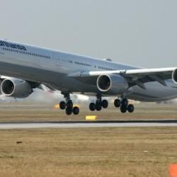 Airbus 340-600 (LOWW)