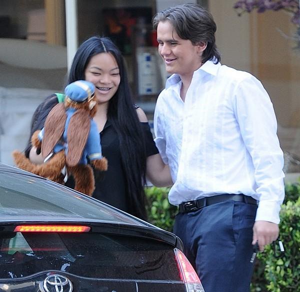 Ki randevúz, aki Hollywoodban 2013-ban