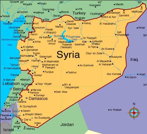 Katonák és lázadók haltak meg Szíriában b447882d3e