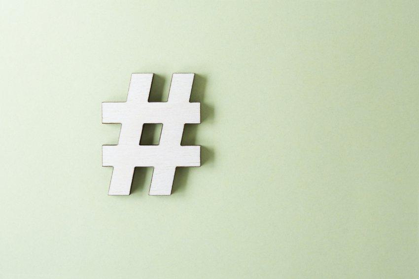 Legjobb randevú hashtagek