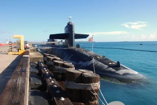 USS Florida / U-Boot / SSGN 728