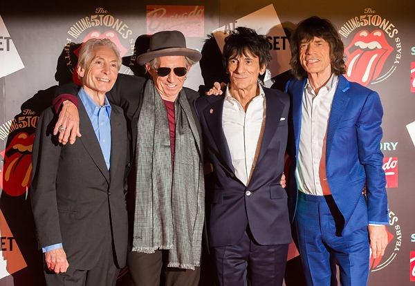 Rolling Stones a Hyde Parkban, Rolling Stones Glastonburyben