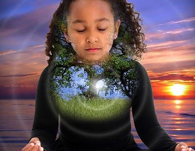 gyerek meditacio