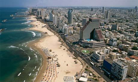 Telaviv-City-Beach