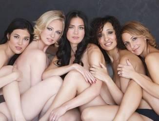 Új meztelen lányok képek