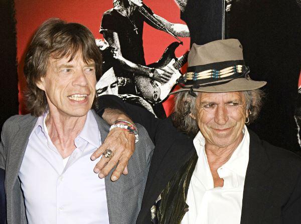 Jagger-Richard