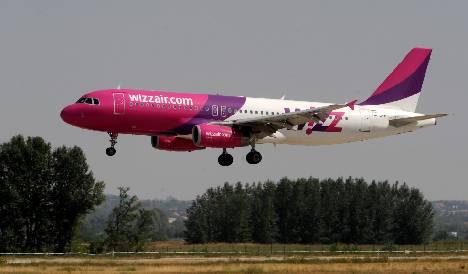 8c2e3f5cc73e Elindult a Wizz Air isztambuli járatának első gépe Budapestről