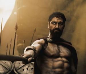 17 King Leonidas gerard