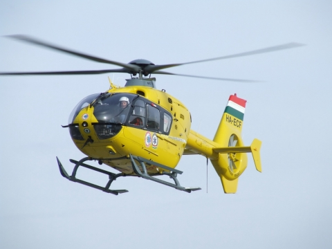 Eurocopter AS 350B Ecureuil