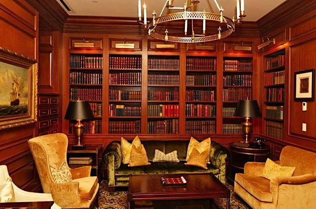 The-Jefferson-Hotel-Washington-DC-Book-Room-Eric-Levin