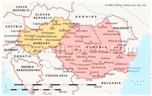 magyarország románia térkép Krónika: kevés román anyanyelvű kér magyar állampolgárságot | Hír.ma magyarország románia térkép