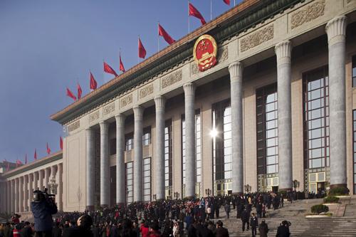 Kína - Parlamenti ülésszak