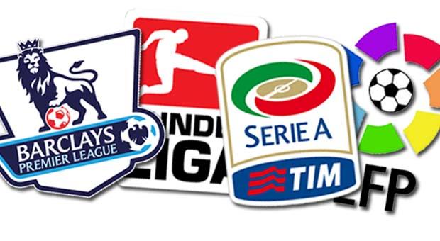 european-football-leagues