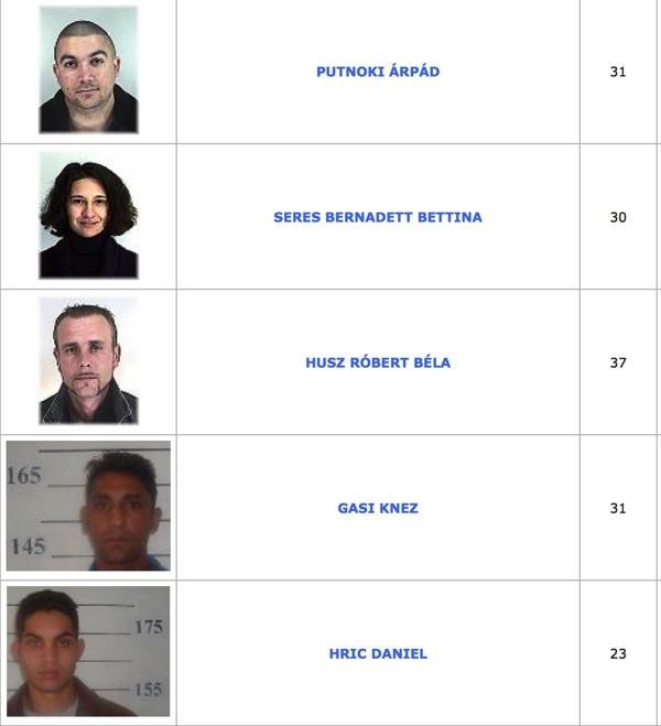 TOP100 körözött bűnöző12