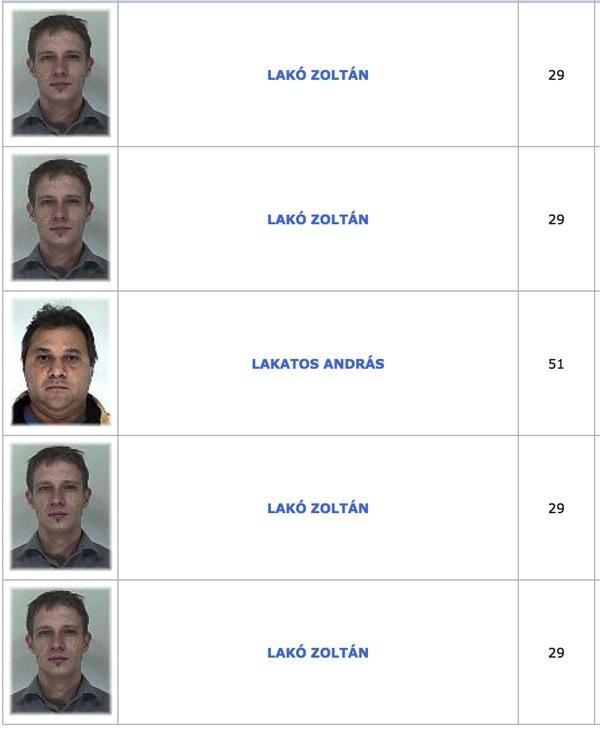 TOP100 körözött bűnöző15