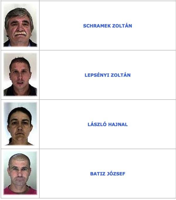 TOP100 körözött bűnöző18
