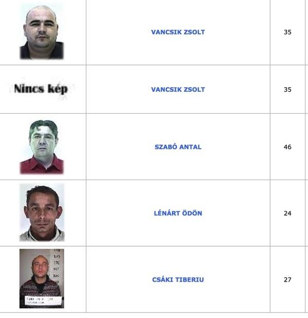 TOP100 körözött bűnöző4