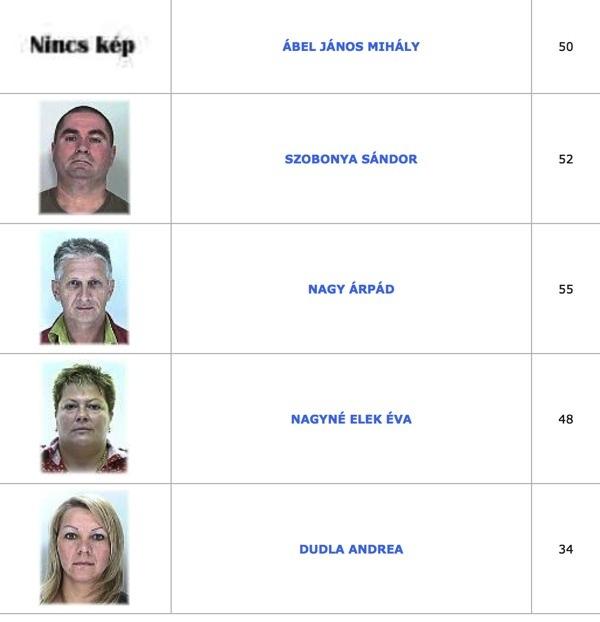 TOP100 körözött bűnöző5