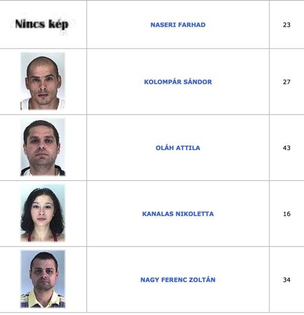 TOP100 körözött bűnöző6