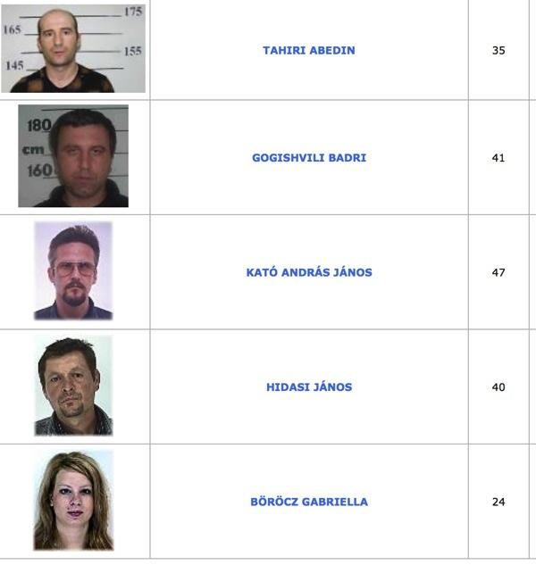 TOP100 körözött bűnöző9