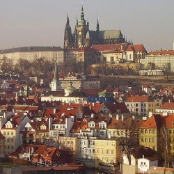 Prága kép