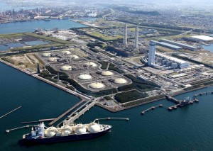 lng-facility-in-japan