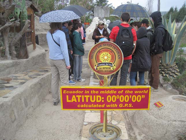 Explaining the forces on earth north and south of the Equator