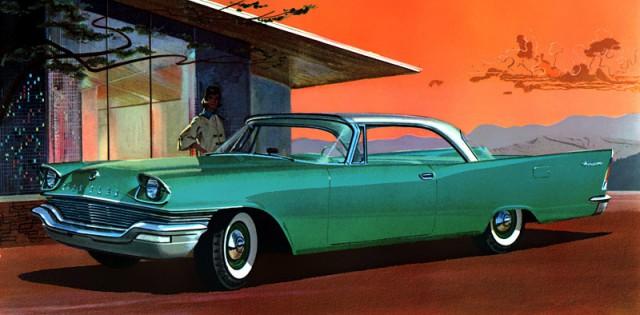 1957 Chrysler Windsor