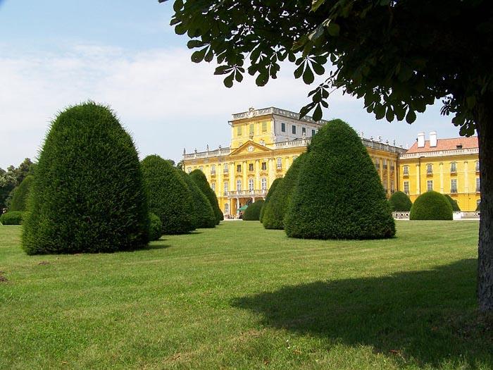 Esterházy-kastély Fertődön