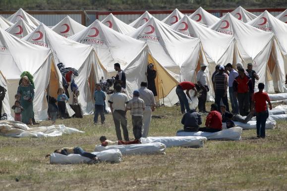 szíriatörökmenekültek