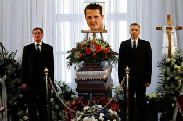 Michael Schumacher Meghalt