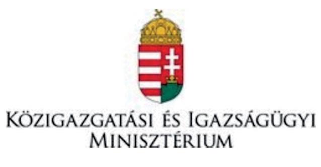 igazságügyi minisztérium