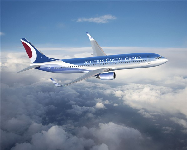 Boeing, Aviation Capital Group Announce 737 Order