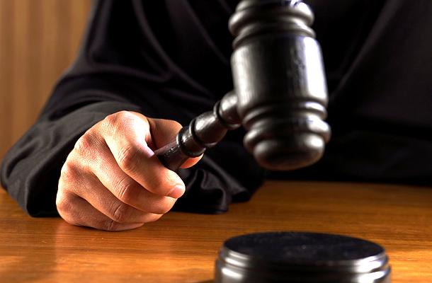 bírói kalapács