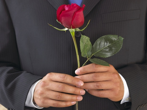 man-with-rose