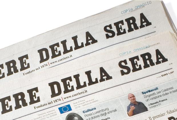 Corriere-della-Sera-olasz-újság