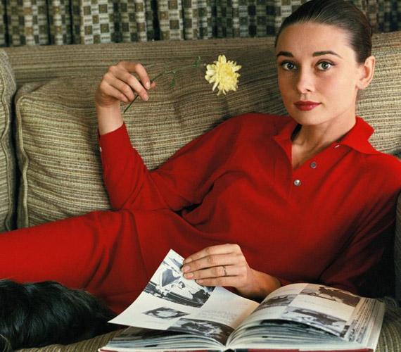 094353e489 Ilyen volt Audrey Hepburn a hétköznapokban! - fotók