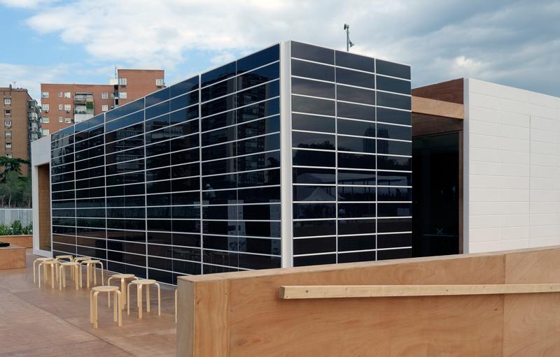 napelemes ház