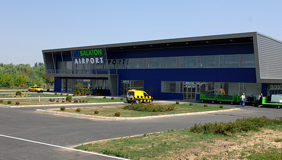 Magyarországi képek - Sármellék - Balaton Airport