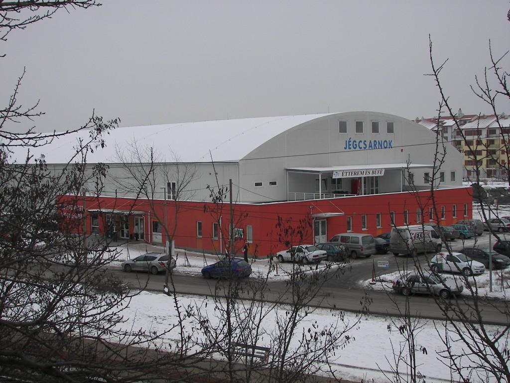 Pesterzsébeti Jégcsarnok