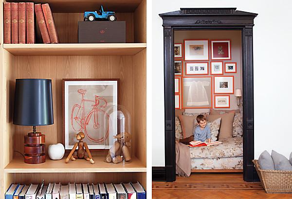 Olvasás a szekrényben