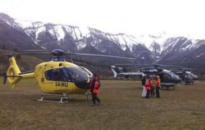 Lezuhant a Germanwings utasszállító gépe a francia Alpokban