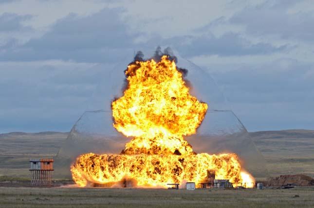 Fuell Air Blast