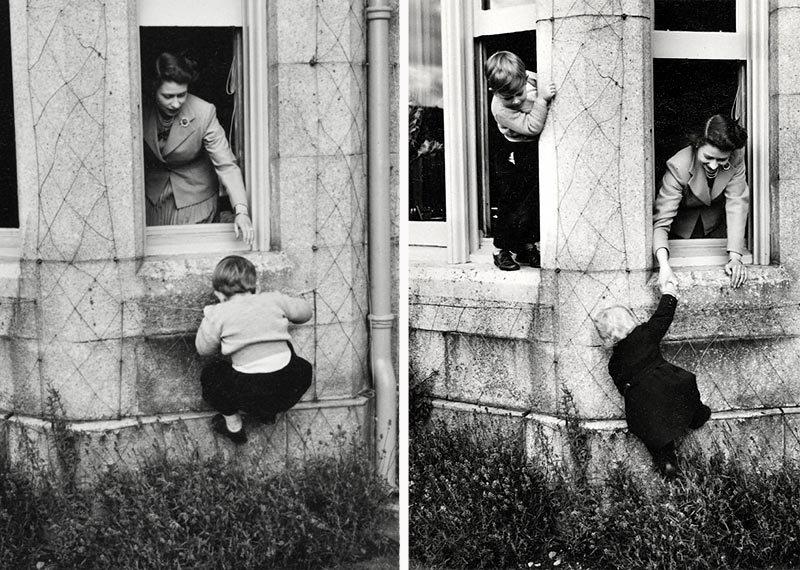 Erzsebetkiralyno1952