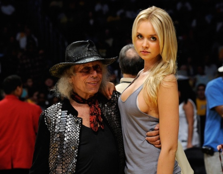 James Goldstein y Amalie Wichmann